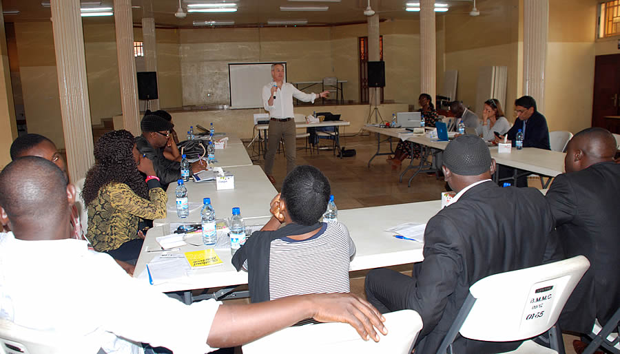 EITI International Secretariat holds pre-validation workshop with SLEITI MSG